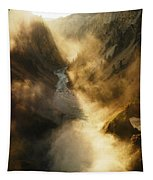 The Grand Canyon Of Yellowstone Tapestry