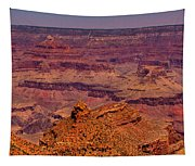 The Grand Canyon V Tapestry