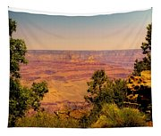 The Grand Canyon Vintage Americana Iv Tapestry