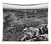 The Grand Canyon Xiii Tapestry