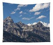 The Grand Tetons - Grand Teton National Park Wyoming Tapestry
