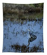 The Great Blue Calm Tapestry