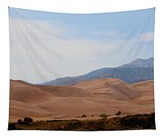 The Great Sand Dunes Tapestry