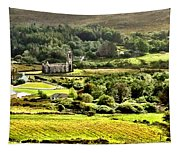 The Green Valley Of Poisoned Glen Tapestry
