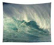 Surfing The Green Zone Tapestry