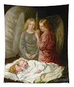 The Guardian Angels  Tapestry