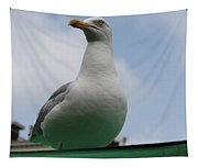 The Gull On The Roof Tapestry