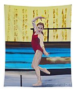 The Gymnast Tapestry