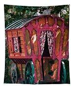 The Gypsy Caravan  Tapestry
