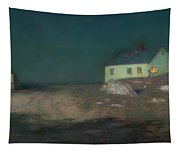 The Harbor Light Tapestry