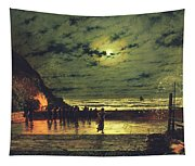 The Harbour Flare Tapestry