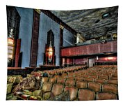 The Haunted Cole Theater Tapestry
