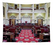 The Historic House Chamber Of Maryland Tapestry