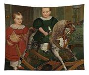 The Hobby Horse Tapestry