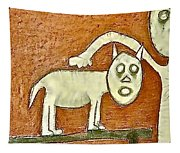 The Hollow Men 88 - Dog Tapestry