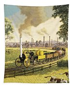 The Industrial Revolution Tapestry