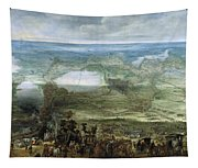 The Infanta Isabella Clara Eugenia At The Siege Of Breda Of 1624 Tapestry