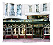 The Irish Pub - Philadelphia Tapestry