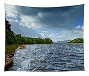 The Isle Of Inishfree...i Will Arise Tapestry