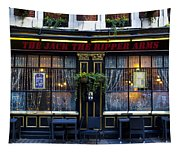 The Jack The Ripper Pub Tapestry