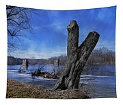The James River One Tapestry
