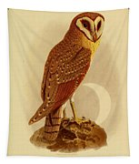 The Java Owl Cassell Tapestry