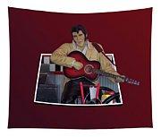 The King Elvis Tapestry