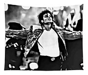 The King Of Pop Tapestry