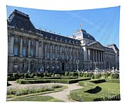 The King's Palace In Brussels Tapestry