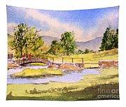 The Lake District - Slater Bridge Tapestry