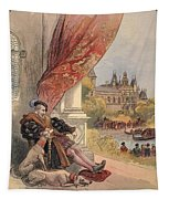 The Last Days Of Francis I Tapestry