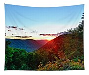 The Last Rays Tapestry
