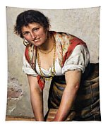 The Laundress Tapestry