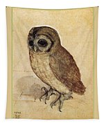 The Little Owl 1508 Tapestry