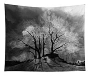The Lonely Grave Tapestry