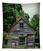The Love Shack Tapestry