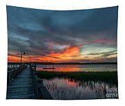 The Magic Hour Tapestry