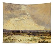 The Marsh In The Souterraine, 1842 Tapestry