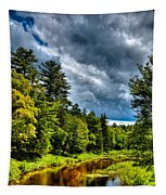 The Meandering Moose River Tapestry