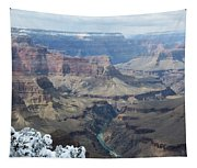 The Mighty Colorado River Tapestry