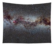 The Milky Way From Scorpio And Antares To Perseus Tapestry