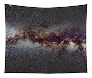 The Milky Way From Scorpio Antares And Sagitarius To North America Nebula In Cygnus Tapestry