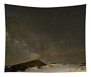 the Milky Way Sagittarius and Antares over the Sierra Nevada National Park Tapestry