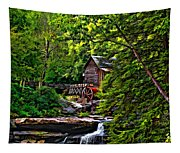 The Mill Paint 2 Tapestry