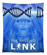 The Missing Link Tapestry