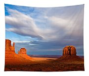 The Mittens Magical Light Tapestry