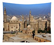 The Mosque Of Al-azhar Tapestry