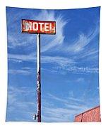 The Motel Palm Springs Desert Hot Springs Tapestry