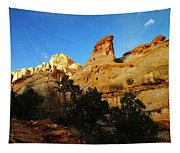 The Mountains Of Capital Reef   Tapestry
