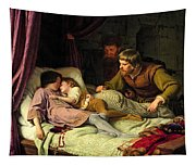 The Murder Of The Sons Of Edward Iv Tapestry